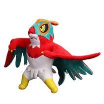 Pelúcia Pokémon Hawlucha - Tomy -