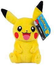 Pelúcia Pokémon Pikachu - 20cm - Tomy -