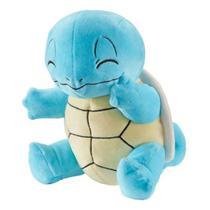Pelúcia Pokémon Tartaruga Squirtle 20cm - Sunny 2608 -
