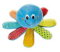 Pelúcia Polvo Feliz Colorido - Buba - Buba Toys