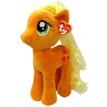 Pelúcia Ty My Little Pony Applejack 30Cm Dtc -
