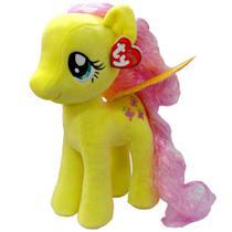 Pelúcia Ty My Little Pony Fluttershy 30cm - Dtc