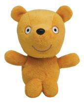 Pelucia Ursinho Teddy Amigo Da Peppa Pig 20 Cm Ty Dtc -