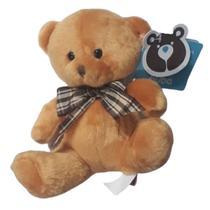 Pelúcia Urso com laço 9813 Buba -