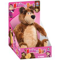 Pelucia Urso - Masha e o Urso - Estrela -