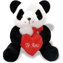 Pelucia URSO Panda TE AMO 30 CM - Soft toys