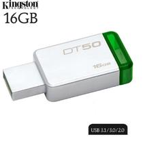 Pen Drive 16 Gb Kingston Data Traveler Usb 3.1 Dt50