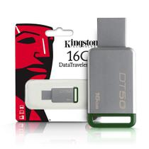 Pen Drive 16gb Usb 3.1 DataTraveler DT50/16GB Kingston