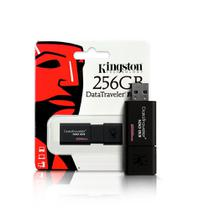 Pen Drive 256gb Usb 3.0 DataTraveler DT100G3/256GB KINGSTON
