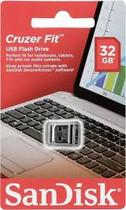 Pen Drive 32gb Cruzer Fit Z33 Sandisk