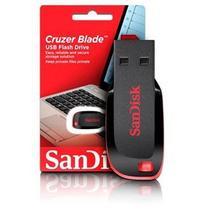 Pen Drive 64gb Usb 2.0 Cruzer Blade SDCZ50-064G SANDISK -