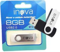 Pen Drive 8GB Inova Original Reprodução de Músicas -