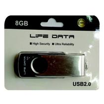 Pen Drive 8GB Life Data