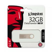 Pen Drive Kingston Data Traveler SE9H 32GB Prata -