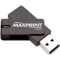 Pen Drive Maxprint Retrátil - 16GB -