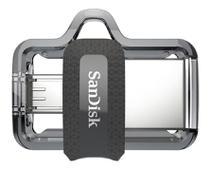 Pen Drive Sandisk 16gb Dual Drive Usb 3.0 Lacrado Smartphone -