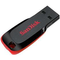 Pen Drive SanDisk Cruzer Blade 16GB USB 2.0 -