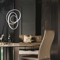 Pendente Branco LED Branco Quente 66W - EDE126133 - Hunter