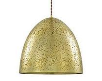 Pendente em metal dourado - Mart
