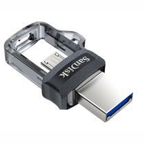 Pendrive 128gb Sandisk Celular E Pc Ultra Dual Drive Lacrado -
