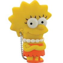 Pendrive 8GB Multilaser PD072 Simpsons Lisa