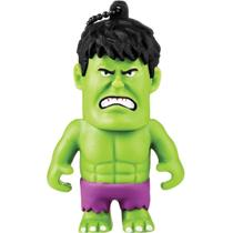 Pendrive 8GB Multilaser PD082 Marvel Hulk