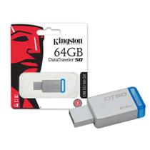Pendrive Datatraveler 50 DT 50 Kingston 64GB
