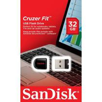 Pendrive FIT Sandisk 32GB - Bcs