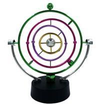 Pêndulo Orbital Cinético Apex Colorido 23,5x25cm APH009C - Real