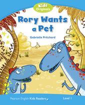 Penguin Kids 1: Rory Wants A Pet -