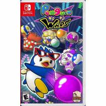 Penguin Wars Nintendo Switch Midia Fisica -