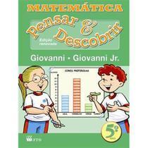 Pensar e Descobrir - Matemática - 5º Ano - Ftd