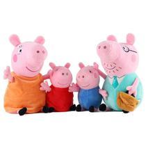 Pepa Family Pelúcia - Família Pepa Pig - Hoaloha