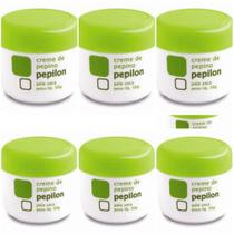 Pepilon Creme Facial De Pepino Pele Seca 50g (Kit C/06) -