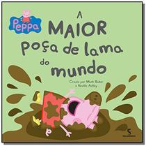 Peppa: A Maior Poça de Lama do Mundo - Salamandra -