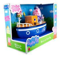 Peppa - Barco Do Vovô Pig - Sunny Brinquedos