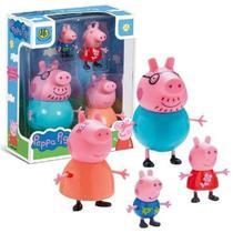 Peppa E Família Pig 4856 Dtc -