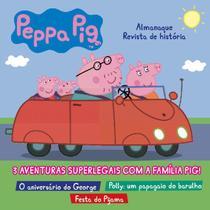 Peppa Pig: 3 Aventuras com a Família Pig - ON LINE