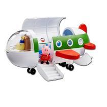 Peppa Pig Avião Com Peppa e Rebecca Dtc 4203 -
