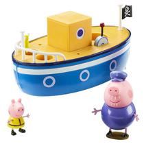 Peppa Pig - Barco do Vovô Pig 2309 - Sunny -