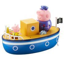 Peppa pig - barco do vovo pig 4202 dtc -