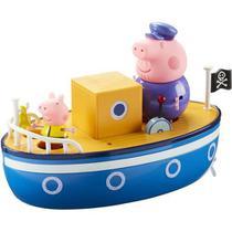 Peppa Pig Barco Do Vovô Pig Azul 2309 - Sunny -