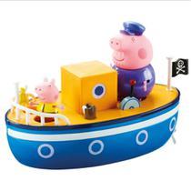 Peppa Pig - Barco do Vovô Pig - DTC -