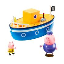 Peppa Pig Barco Do Vovó Pig - DTC -