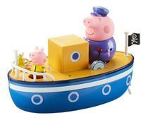 Peppa Pig Barco Do Vovô Pig Mini Figuras - Sunny 2309 -
