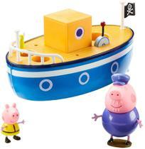 Peppa Pig - Barco do Vovô Pig - Original Sunny 2309 -