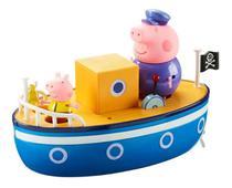 Peppa Pig Barco Vovô Pig Flutua De Verdade Brinquedo Sunny -