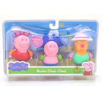 Peppa Pig Brinquedo de Banho Chua Chua 4827 - DTC -