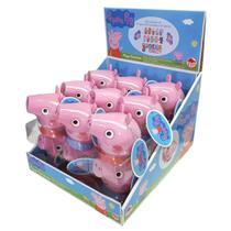 Peppa Pig Cabeça Head Surpresa Com 18 Dtc Ref 4449 -