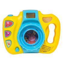 Peppa Pig - Câmera Divertida - DTC -
